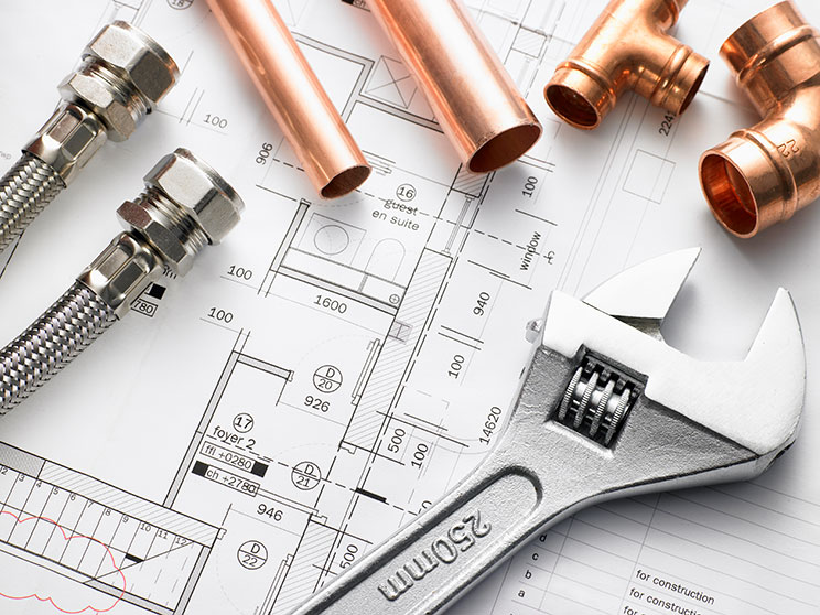 Plumbing Blueprints